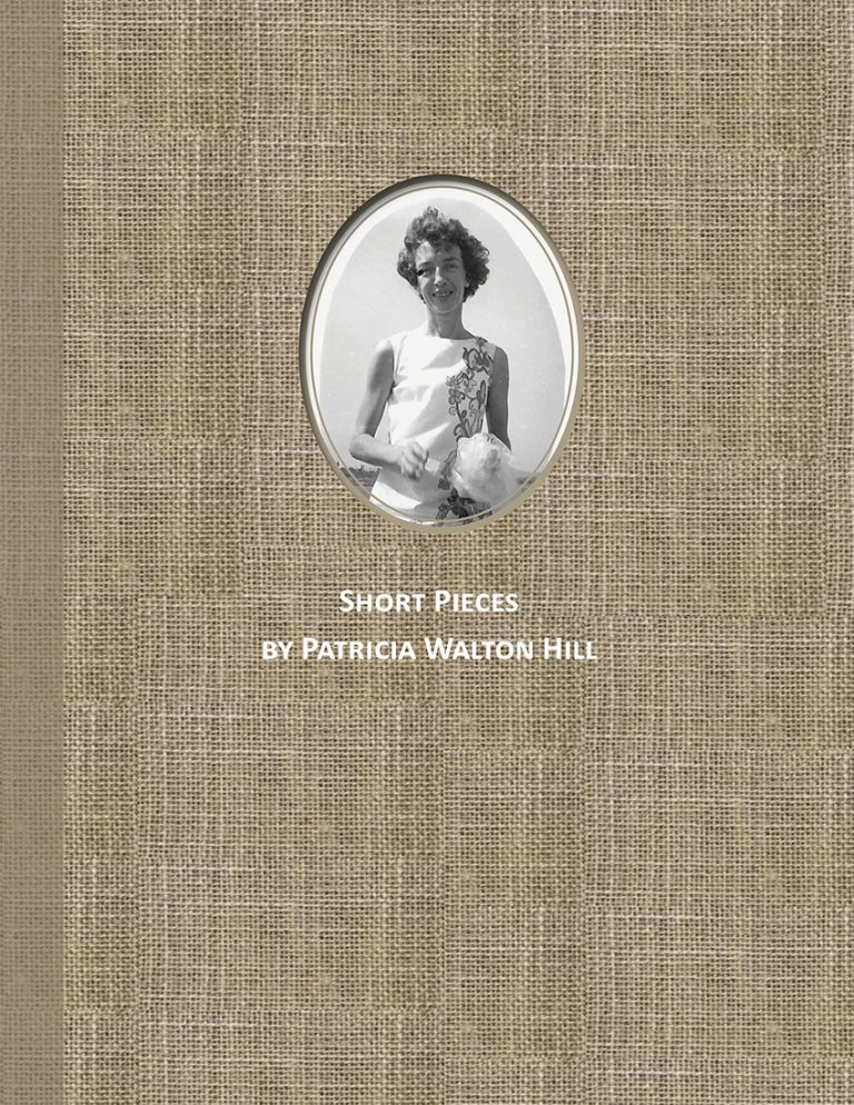 Short Pieces is a collection of stories by Patricia Walton Hill recounting her travels and experiences living abroad including, in Dhaka, in Delhi, in Saigon and in Cyprus.